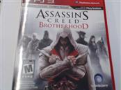 ASSASSIN'S CREED BROTHERHOOD PS3 GAME